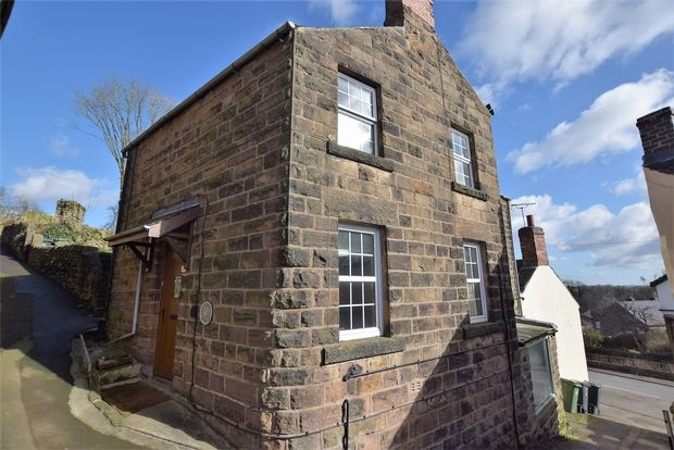 Thumbnail Cottage for sale in Sun Lane, Crich, Matlock, Derbyshire