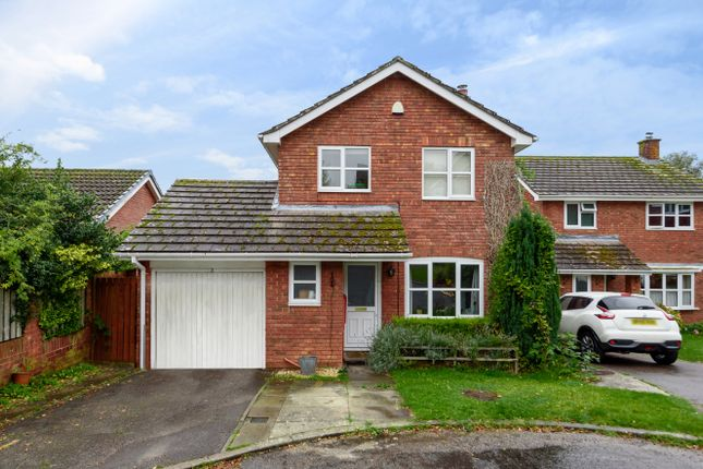 Thumbnail Detached house to rent in Wesley Road, Kings Worthy, Winchester