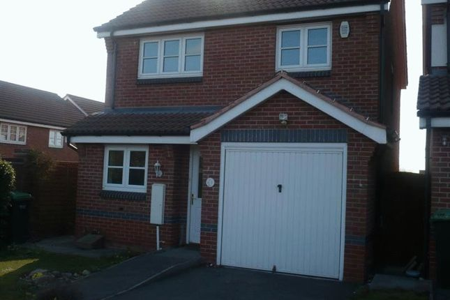 Thumbnail Detached house to rent in 3 Bed Detached, Woodruff Way, Tamebridge, Walsall