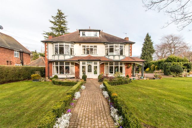 Thumbnail Detached house for sale in St. Wilfrids Road, Bessacarr, Doncaster
