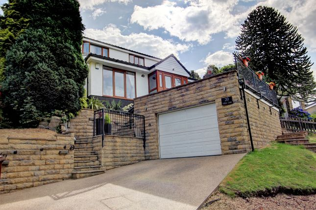 Thumbnail Detached house for sale in Ashes Lane, Stalybridge