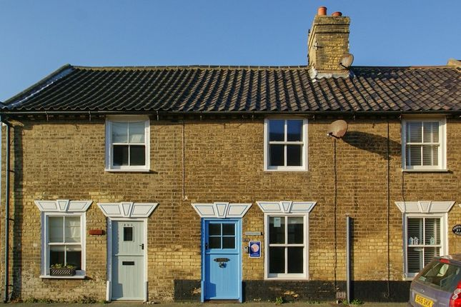 Thumbnail Terraced house for sale in High Street, Aldeburgh
