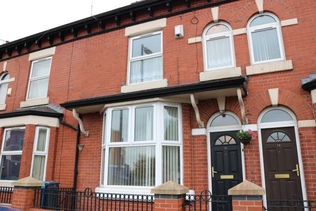 Thumbnail Terraced house to rent in Seymour Road South, Manchester