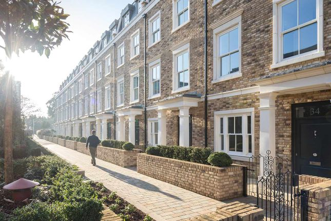 Thumbnail Town house for sale in Burlington Lane, Chiswick, London