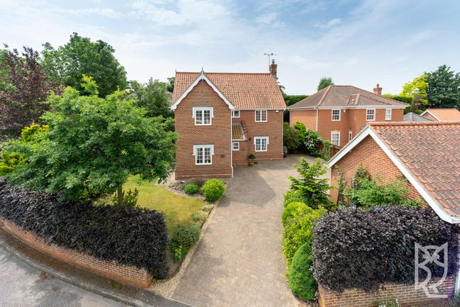 Thumbnail Detached house for sale in Mistley, Manningtree, Essex
