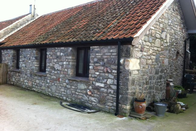 Thumbnail Barn conversion to rent in Lower Claverham, Bristol