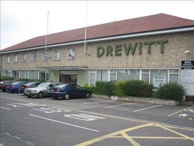 Office to let in Office Suites At Drewitt House, 865 Ringwood Road, Wallisdown, Poole, Dorset