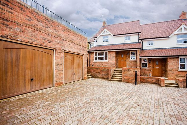 Thumbnail Semi-detached house for sale in The Sidings Buckingham, Buckingham