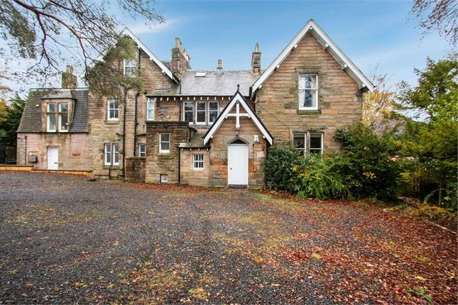 Thumbnail Flat for sale in Clermiston Road, Corstorphine, Edinburgh