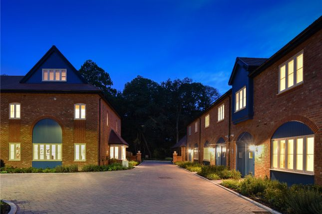 Thumbnail End terrace house for sale in Brompton Gardens, London Road, Ascot, Berkshire