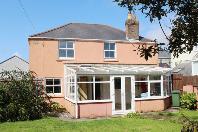 Thumbnail Detached house for sale in South Place, St Just