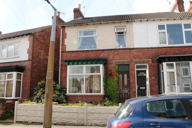 Thumbnail Semi-detached house to rent in Little Hallam Lane, Ilkeston, Derbyshire