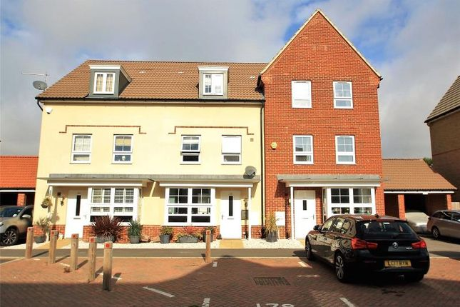 Thumbnail Terraced house for sale in Overton Road, Worthing, West Sussex