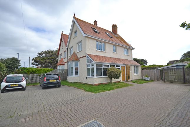 Thumbnail Semi-detached house for sale in Hillfield Road, Selsey