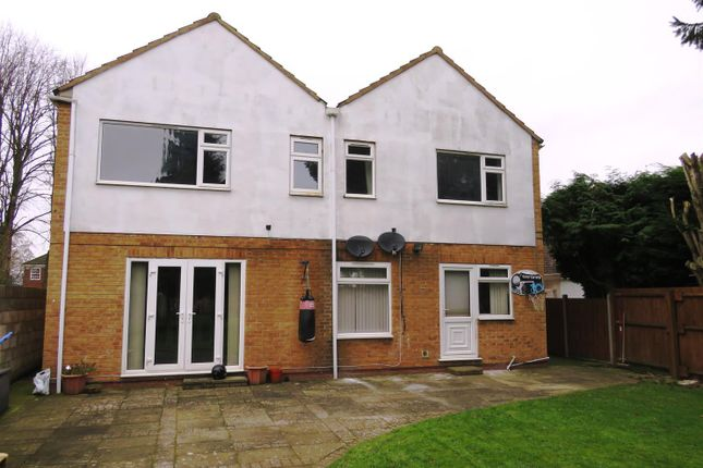 Thumbnail Detached house to rent in Lime Tree Avenue, Bilton, Rugby