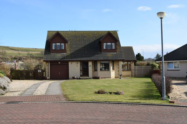 Thumbnail Detached house for sale in Arranview Gardens, Seamill