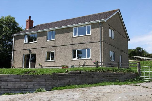Thumbnail Farm for sale in Rehoboth Road, Five Roads, Llanelli
