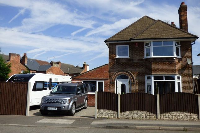 Thumbnail Detached house to rent in Sandiacre Road, Stapleford, Nottingham