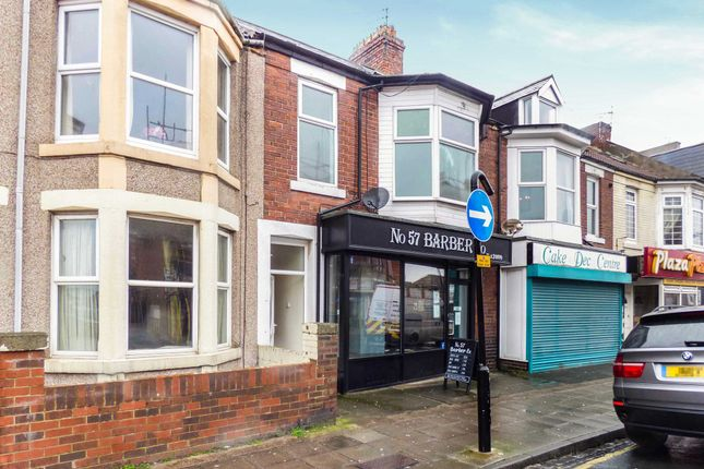 Thumbnail Maisonette to rent in Victoria Terrace, Whitley Bay