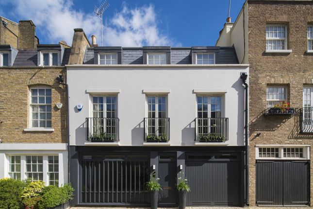 Thumbnail Property for sale in Hyde Park Gardens Mews, Hyde Park Estate