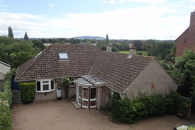 Thumbnail Detached bungalow for sale in Broomy Hill, Hereford