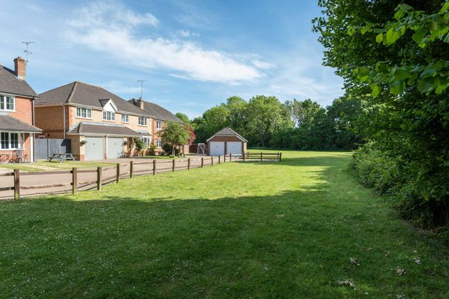 Thumbnail Detached house for sale in Charlock Way, Southwater, Horsham