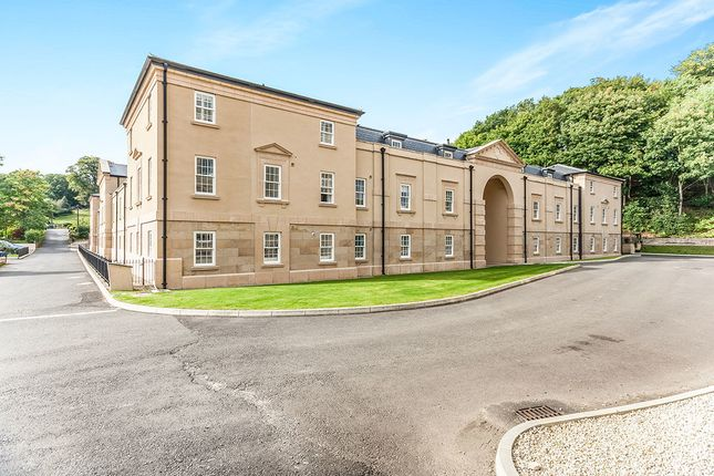Thumbnail Flat to rent in The Courtyard, Axwell Park, Blaydon-On-Tyne