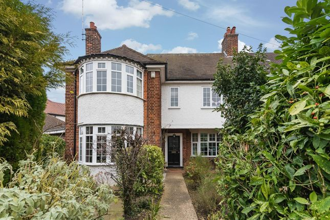 4 bed semi-detached house for sale in Westwood Park Road, Peterborough