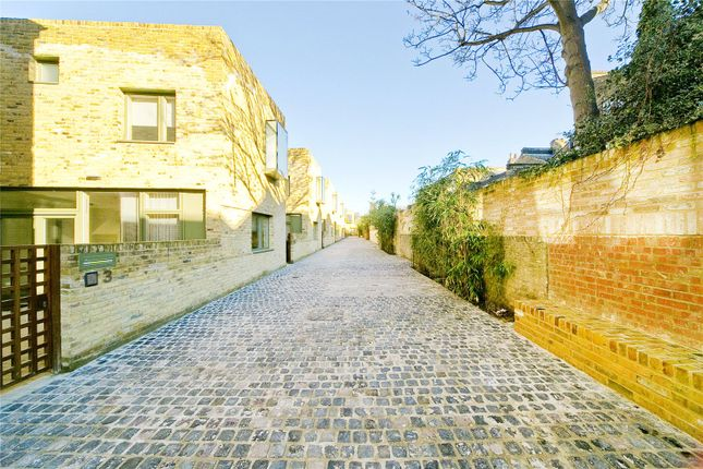 Thumbnail Terraced house for sale in Moray Mews, London