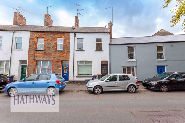 Thumbnail Terraced house to rent in Mill Street, Caerleon Village, Newport