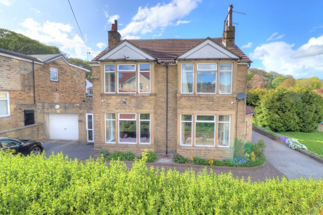 Thumbnail Detached house for sale in Redburn Drive, Shipley