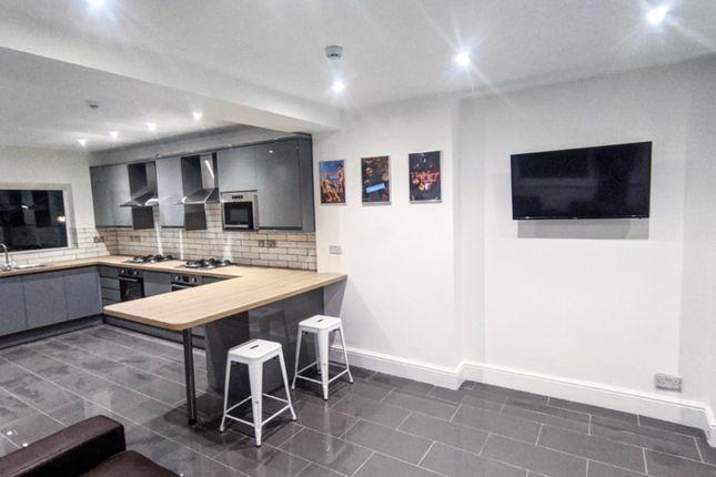 Thumbnail Terraced house to rent in Finsbury Terrace, Brynmill, Swansea