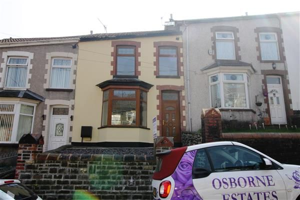 Thumbnail Terraced house for sale in Gilfach Road, Penygraig, Tonypandy