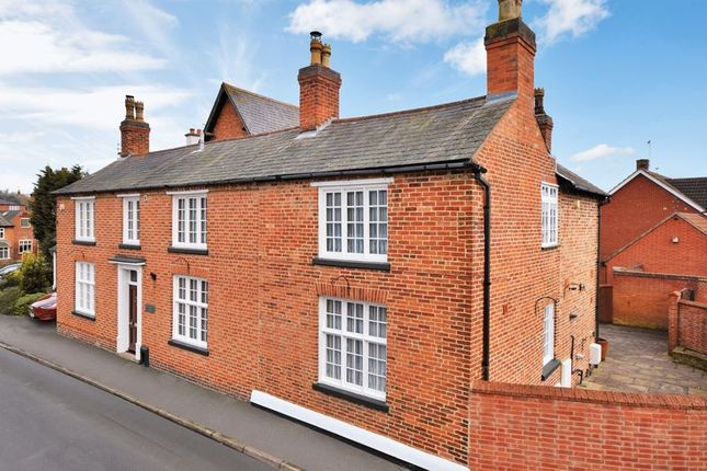 Thumbnail Detached house for sale in Clay Street, Wymeswold, Loughborough
