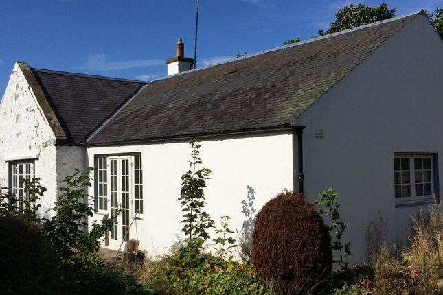 Thumbnail Bungalow to rent in Three Houses, Auchendinny, Midlothian