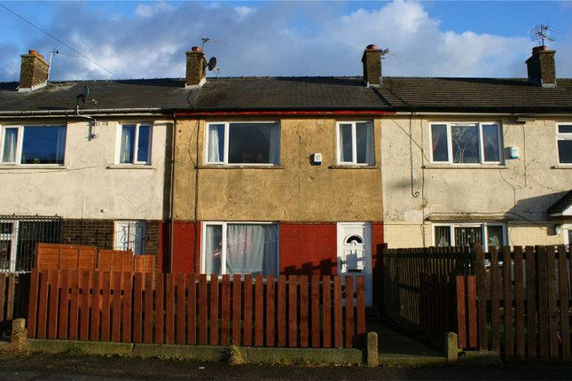 Thumbnail Terraced house to rent in Whinfield Avenue, Keighley