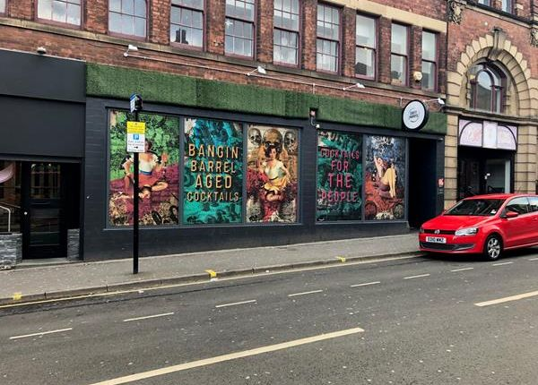 Thumbnail Retail premises to let in 16-18 Carver Street, Sheffield, South Yorkshire