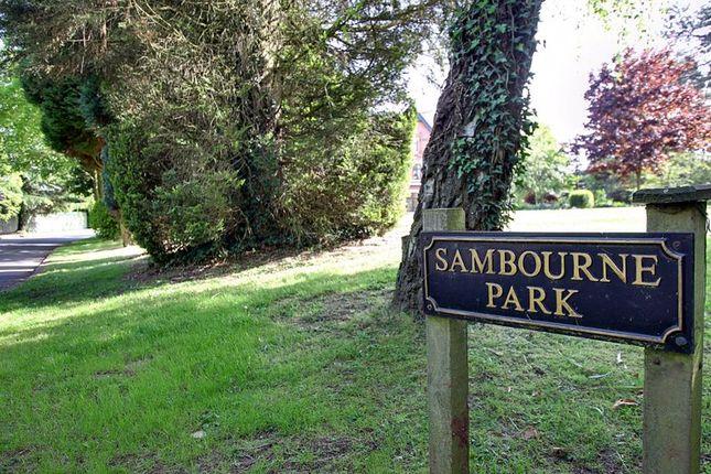 Sambourne Park of Sambourne Lane, Sambourne, Redditch B96