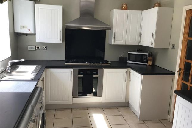 End terrace house for sale in Cobbles Crescent, Northgate, Crawley, West Sussex