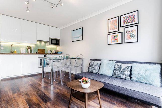 Thumbnail Flat to rent in Juxon Street, London