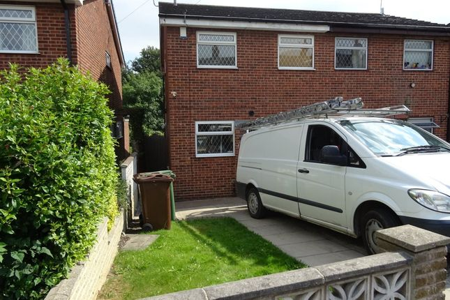 Thumbnail Semi-detached house to rent in South Parade, Ossett