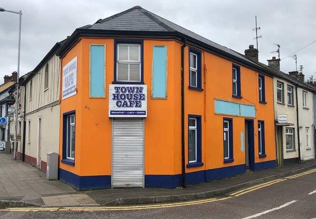 Thumbnail Restaurant/cafe to let in Railway Street, Strabane, County Tyrone