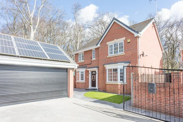 Thumbnail Detached house for sale in Tranker Lane, Rhodesia, Worksop