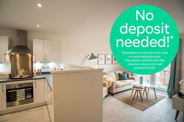 Thumbnail Flat to rent in Fenman Mews, Worsley, Manchester