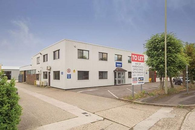 Thumbnail Office to let in Armstrong Road, Basingstoke