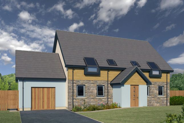 Thumbnail Property for sale in Plot 8, Mains Of Struthers, Kinloss