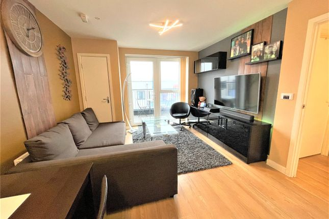 Thumbnail Flat for sale in Salisbury Road, Southall, Greater London