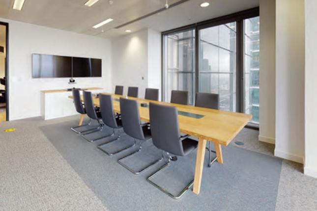 Thumbnail Office to let in Salesforce Tower, 110 Bishopsgate, London