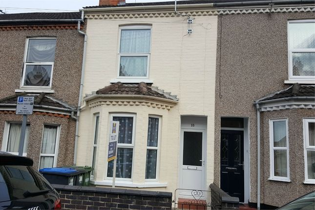 Thumbnail Terraced house to rent in King Edward Road, Town Centre, Rugby, Warwickshire
