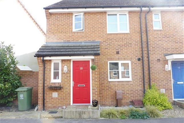 Thumbnail End terrace house for sale in Cotton Road, Portsmouth